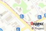 Схема проезда до компании Thule-Багажники в Харькове