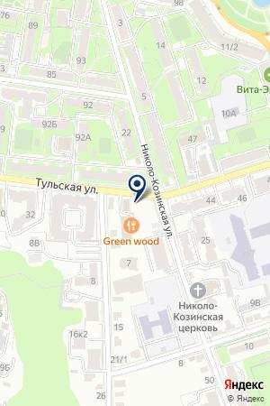 OSZZ.RU на карте Калуги