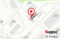 Схема проезда до компании Анкир Плюс в Калуге