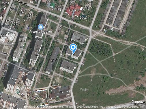 Сдаем 2-комнатную квартиру, 47 м², Курск, 2-я Агрегатная улица, 49
