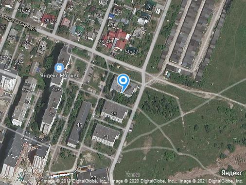 Сдаю 2-комнатную квартиру, 47 м², Курск, 2-я Агрегатная улица, 47