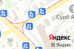 Схема проезда до компании Euro School в Харькове
