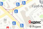 Схема проезда до компании Экспресс стрижка в Харькове