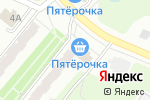 Схема проезда до компании Магазин в Калуге