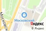 Схема проезда до компании EOS Group в Калуге
