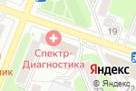 Схема проезда до компании Белая ночь в Калуге