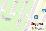 Схема проезда до компании Diva в Калуге