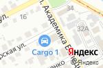 Схема проезда до компании АР Сервис в Харькове