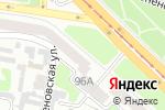Схема проезда до компании Магазин окон и дверей в Харькове