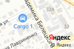 Схема проезда до компании Автопрайм в Харькове
