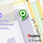 Местоположение компании Институт дополнительного профессионального образования КГУ им. К.Э. Циолковского
