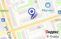 Схема проезда до компании ПТФ КОМОГОРОВ К.В. в Калуге
