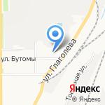 СтройПроектБезопасность на карте Калуги