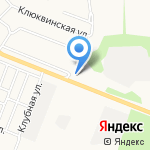 Прогресс-46 на карте Курска