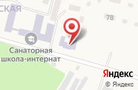 Схема проезда до компании Клюквинская средняя общеобразовательная школа в Долгом