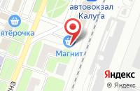 Схема проезда до компании Деньга в Подольске