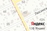 Схема проезда до компании Фелиса в Харькове
