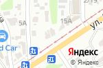 Схема проезда до компании Магазин автотоваров в Харькове