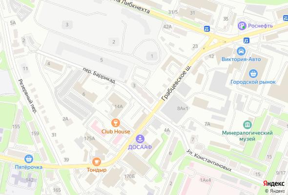 жилой комплекс пер. Баррикад