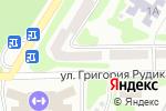 Схема проезда до компании Zoomax в Харькове