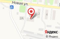 Схема проезда до компании Пятерочка в Новоначаловском