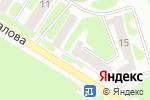 Схема проезда до компании Квітуча туча в Харькове