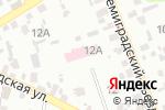 Схема проезда до компании Неболейка в Харькове