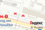 Схема проезда до компании Полісся в Харькове