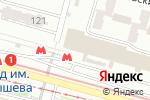 Схема проезда до компании Сеть цветочных магазинов в Харькове
