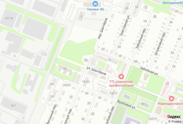 купить квартиру в ЖК По ул. Шахтеров 19