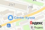 Схема проезда до компании Сундучок в Калуге