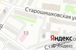 Схема проезда до компании Ходаков А.В., ЧП в Харькове