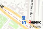 Схема проезда до компании Почтовое отделение №37 в Харькове