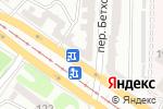 Схема проезда до компании Rosava в Харькове