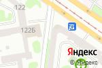 Схема проезда до компании Балатон в Харькове