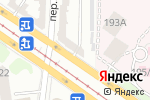 Схема проезда до компании Протектор в Харькове