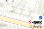 Схема проезда до компании ХАРКІВОБЛЕНЕРГО, АТ в Харькове