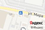 Схема проезда до компании Магазин памятников в Котлярах