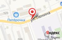 Схема проезда до компании Автомагазин Ералаш в Пушкарном
