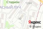 Схема проезда до компании Vivat в Харькове
