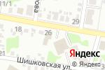 Схема проезда до компании Hansen в Харькове