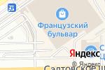 Схема проезда до компании Step Image в Харькове