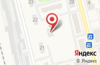 Схема проезда до компании Сбербанк в Давыдово