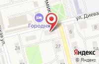 Схема проезда до компании Единый центр новостроек Тренд в Ильичёво