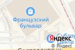 Схема проезда до компании KEKS в Харькове