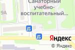 Схема проезда до компании Райский уголок в Харькове