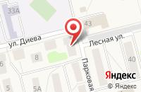 Схема проезда до компании Верный в Подольске