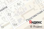 Схема проезда до компании Міст Експрес, ТОВ в Харькове
