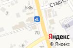 Схема проезда до компании Банкомат, КБ ПриватБанк, ПАО в Безлюдовке