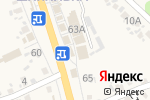 Схема проезда до компании Продуктовый магазин в Безлюдовке